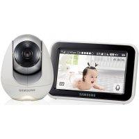 Цифровая видеоняня с поддержкой Wi-Fi и интернет-доступом Samsung SEW-3053WP