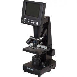 Школьный цифровой микроскоп Bresser (Брессер) LCD 50x–2000x