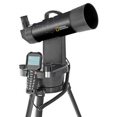 Домашний телескоп рефрактор Bresser (Брессер) National Geographic 70/350 GoTo