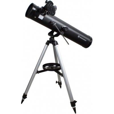 Телескоп рефлектор Ньютона Bresser (Брессер) Venus 76/700 AZ с адаптером для смартфона