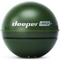 Беспроводной wi-fi эхолот для рыбалки Deeper Smart Sonar CHIRP+