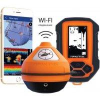 Беспроводной Wi-Fi эхолот для рыбалки Практик 7 BWF