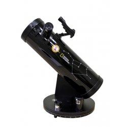 Телескоп рефлектор Ньютона Bresser (Брессер) National Geographic 114/500 на монтировке Добсона