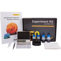 Набор для опытов с микроскопом Levenhuk (Левенгук) K50