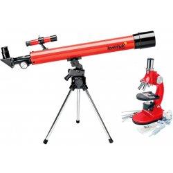 Набор Levenhuk (Левенгук) LabZZ MT2: микроскоп и телескоп