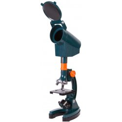 Биологический детский микроскоп с проектором Levenhuk (Левенгук) LabZZ M3