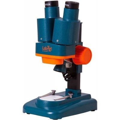 Детский бинокулярный микроскоп Levenhuk (Левенгук) LabZZ M4 стерео