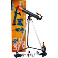 Набор микроскоп, телескоп, бинокль Levenhuk (Левенгук) LabZZ MTВ3