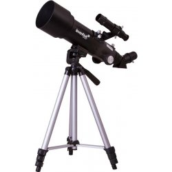 Телескоп рефрактор для начинающих Levenhuk (Левенгук) Skyline Travel 70