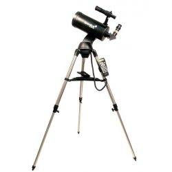 Телескоп зеркально-линзовый с автонаведением Levenhuk (Левенгук) SkyMatic 105 GT MAK