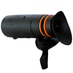 Компактный монокуляр для охоты Levenhuk (Левенгук) Wise Plus 10x42