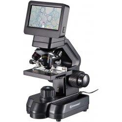 Цифровой биологический микроскоп с ЖК-экраном Bresser (Брессер) Biolux Touch 5 Мпикс HDMI