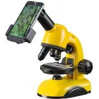 Детский учебный микроскоп Bresser (Брессер) National Geographic Biolux 40–800x