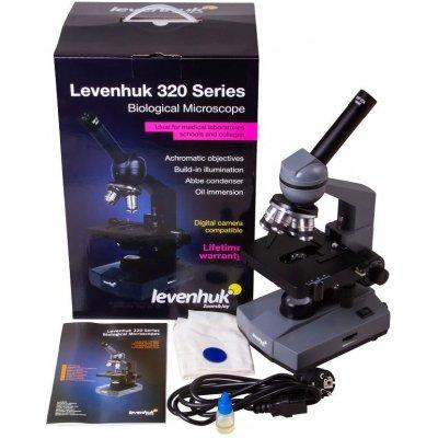 Лабораторный биологический микроскоп Levenhuk (Левенгук) 320 BASE