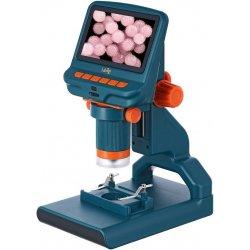 Микроскоп цифровой детский с ЖК-экраном Levenhuk (Левенгук) LabZZ DM200 LCD