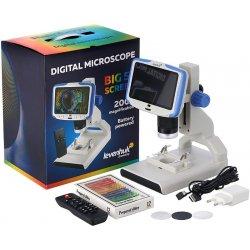 Микроскоп цифровой ЖК-экраном Levenhuk (Левенгук) Rainbow DM500 LCD