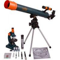 Набор микроскоп и телескоп Levenhuk (Левенгук) LabZZ MT2