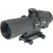 Прицел оптический для охоты Veber (Вебер) Wolf Prismatic 5х40 RGB