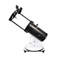 Домашний телескоп рефлектор Sky-Watcher Dob 130/650 Heritage Retractable, настольный
