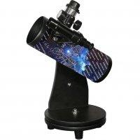 Телескоп рефлектор Ньютона Sky-Watcher Dob 76/300 Heritage, настольный