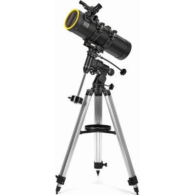 Телескоп рефлектор Ньютона с адаптером для смартфона Bresser (Брессер) Spica 130/1000 EQ3