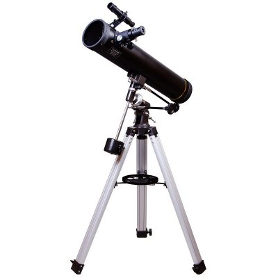 Телескоп рефлектор на экваториальной монтировке Levenhuk (Левенгук) Skyline PLUS 80S
