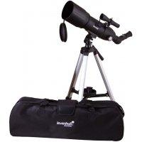 Телескоп рефрактор Levenhuk (Левенгук) Skyline Travel 80