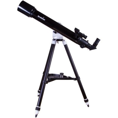Детский телескоп рефрактор с автонаведением Sky-Watcher 70S AZ-GTe SynScan GOTO