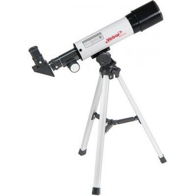Телескоп рефрактор детский в кейсе Veber (Вебер) 360/50