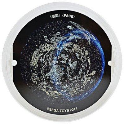 Дополнительный проекционный диск для планетария HomeStar Созвездия
