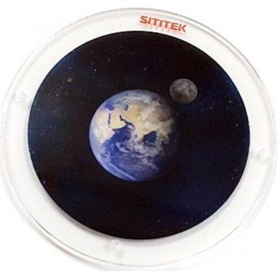 Дополнительный проекционный диск для планетария HomeStar Звездное небо с Землей и Луной