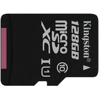 Карта памяти для записывающих устройств формата micro SD и объемом 128 Гб