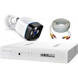Проводной комплект видеонаблюдения на 1 HD камеру IVUE Light AHD