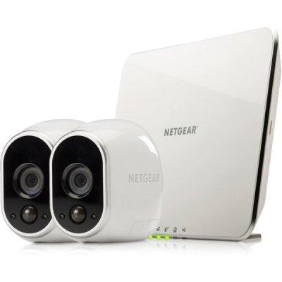 Цифровой облачный Wi-Fi комплект видеонаблюдения с автономными мини-камерами Netgear Arlo VMS3230