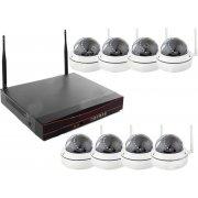 Беспроводной цифровой Wi-Fi комплект видеонаблюдения Okta Vision Home