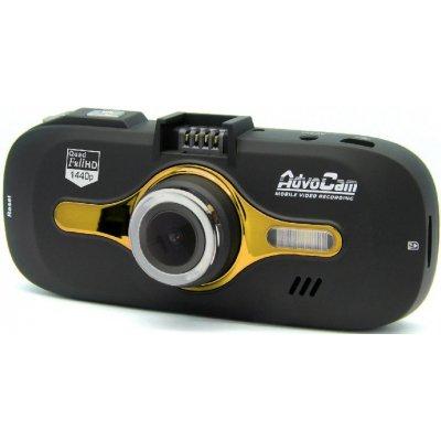 Автомобильный видеорегистратор c GPS и Wi-Fi модулями AdvoCam FD8 Gold II