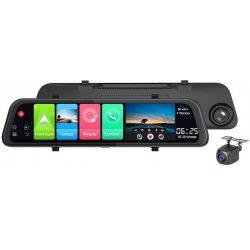 Автомобильный видеорегистратор с GPS в зеркале заднего вида Blackview GX12