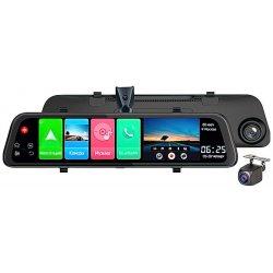 Автомобильный видеорегистратор с GPS в зеркале заднего вида Blackview GX12 PRO