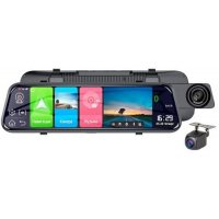 Автомобильный видеорегистратор с навигатором в зеркале Blackview GX9