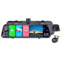 Автомобильный видеорегистратор с навигатором в зеркале Blackview GX9 PRO