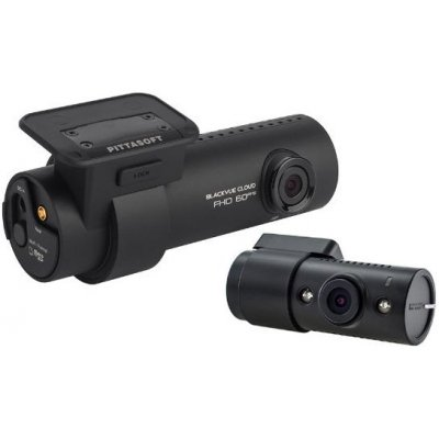 Компактный автомобильный Wi-Fi видеорегистратор с двумя камерами BlackVue DR750S-2CH IR
