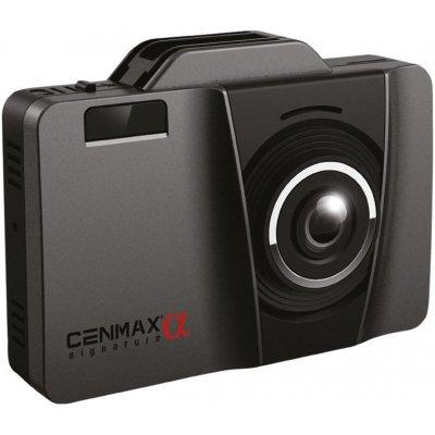 Автомобильный видеорегистратор с радар-детектором Cenmax ALFA Signature