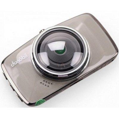 Автомобильный Full-HD видеорегистратор с доп. выносной камерой Dunobil Chrom Duo