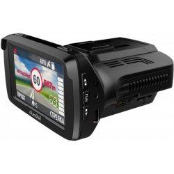 Автомобильный видеорегистратор с радар-детектором Dunobil Stern