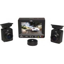 Автомобильный видеорегистратор с двумя выносными камерами Gazer F225