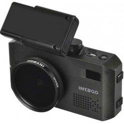 Автомобильный видеорегистратор с радар-детектором INTEGO VX-1200S