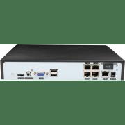 IP видеорегистраторы до 9 каналов