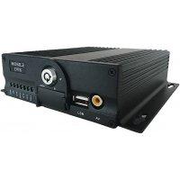 Стационарный автомобильный 4 канальный 3G видеорегистратор IVUE CVMR-11042S-G3G