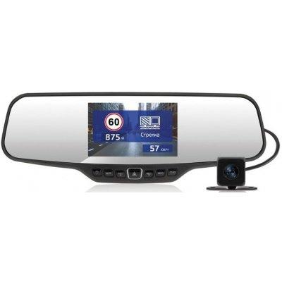 Автомобильный видеорегистратор в зеркале заднего вида Neoline G-Tech X27