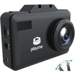 Автомобильный видеорегистратор с радар-детектором Playme P550 Tetra